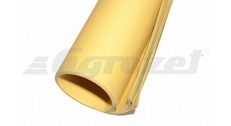 Rotěs žlutý 1 m x 0,7 m, síla 0,6 mm (max. teplota +100°C)