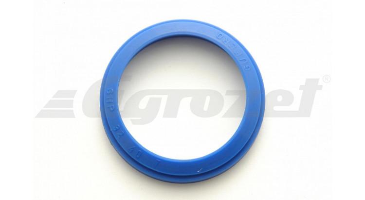 Kroužek stírací 25x33x4/7  hydraulický modrý