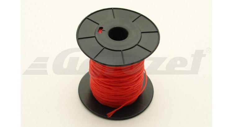 Šňůra zednická červená 1,7mm 50m