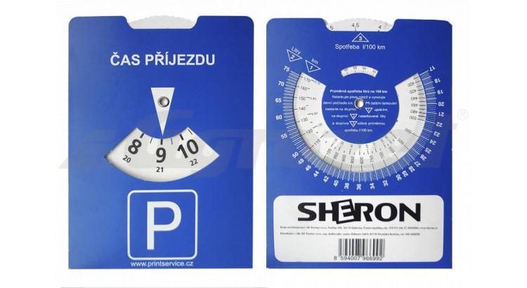 Hodiny parkovací SHERON