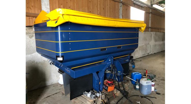 Rozmetadlo průmyslových hnojiv Bogballe M3 Plus