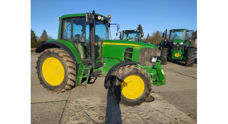 Traktor John Deere JD-6534 Premium