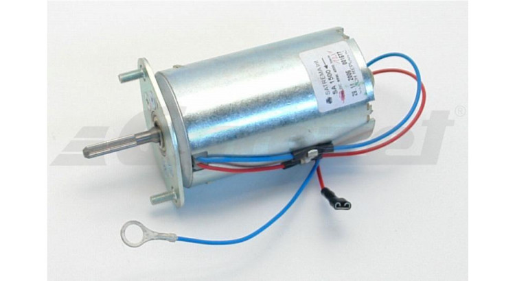 Motorek ventilátoru topení 12V