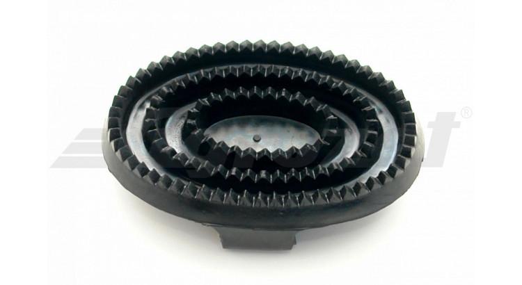 Hřebelec oválný, velký s páskou na ruku, tvrdá guma