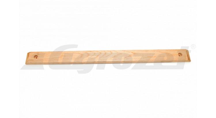 Lišta dřevěná  79cm