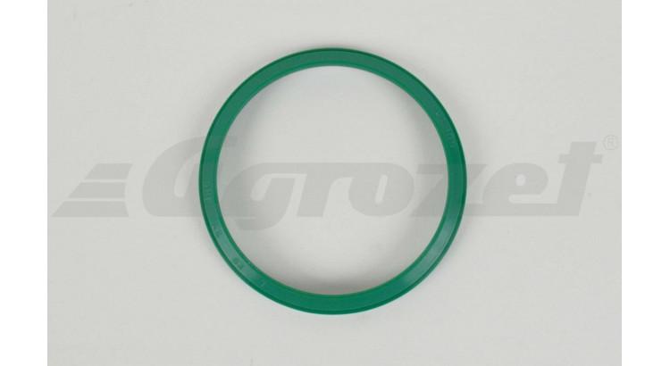 Kroužek stírací 55x63x4/7 hydraulický modrý