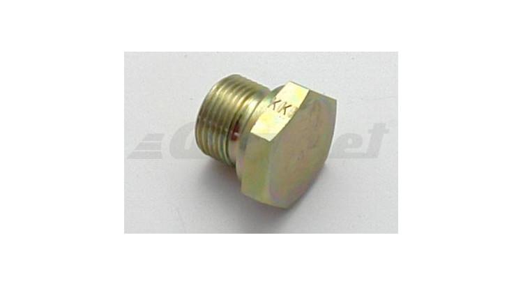 Zátka-těsnění kovovým kroužkem M 22x1,5