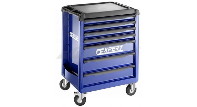 Tona Expert E010193 Montážní skříň pojízdná prázdná 7z