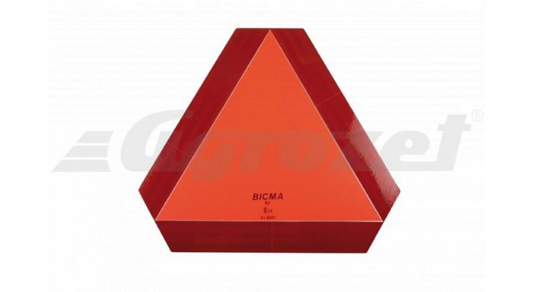 Trojúhelník hliníkový