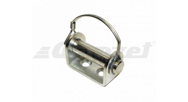Dekra UZP121 Protikus pantu 15 mm s pojistkou