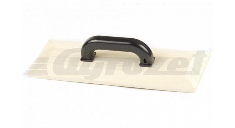 Hladítko dřevěné 40cm PVC