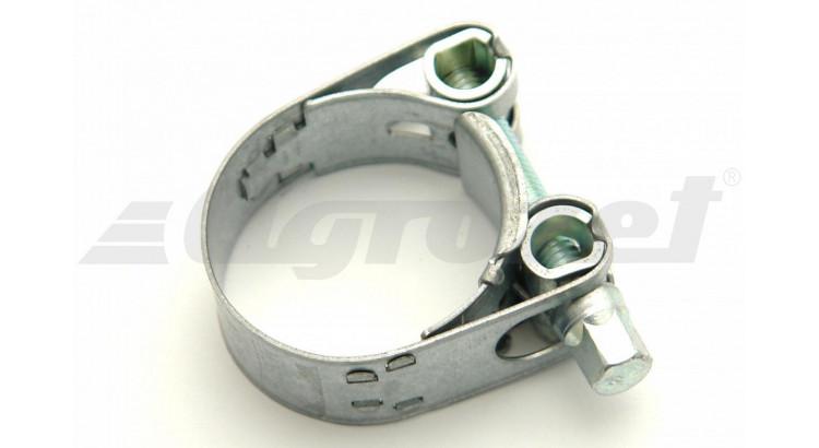 Spona GBS M 43-47 mm, šíře 20 mm (utahovací moment max. 25 Nm, dop. 10 Nm)