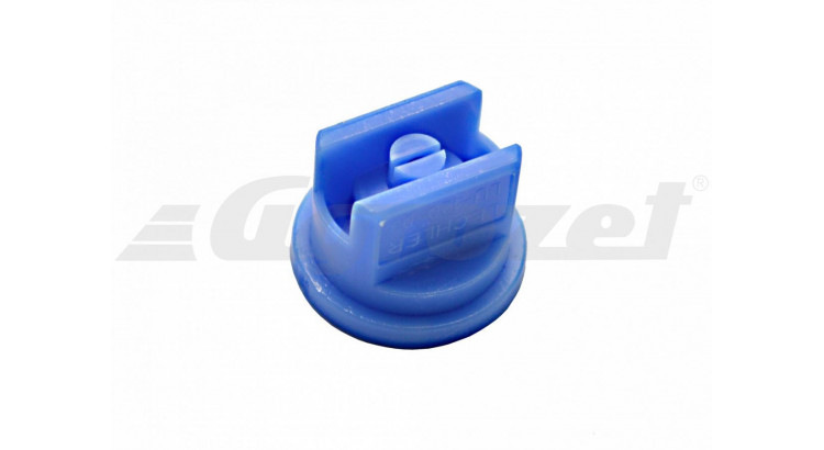 Tryska Lechler univerzální modrá plastová