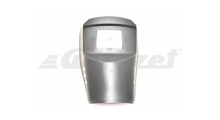 Štít ochanný pro svářeče sklo 110x90 mm