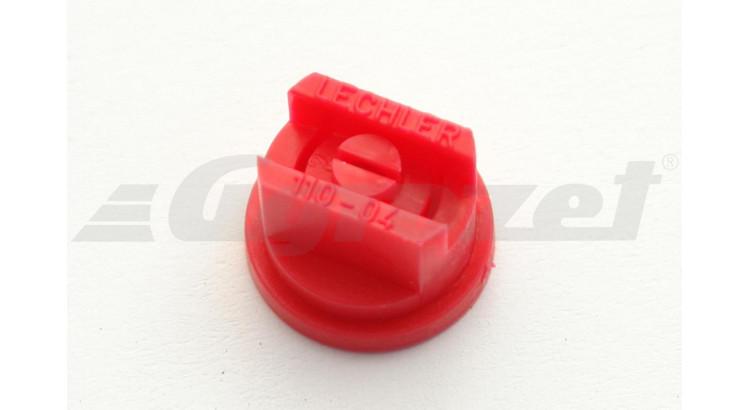Tryska Lechler standard červená plastová