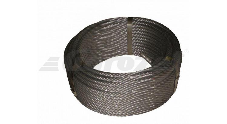 Lano ocel. 11,2mm 50m/DD Seal 114 drátů