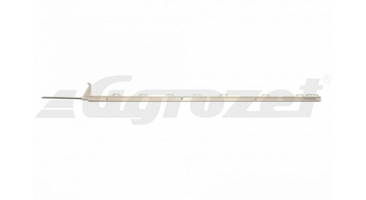 Tyč ohradníková umělohmotná 105 cm