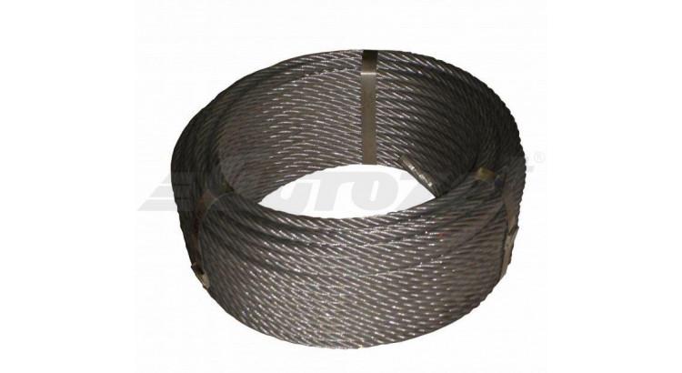 Lano ocel. 12 mm 50m/DD Seal 114 dr.