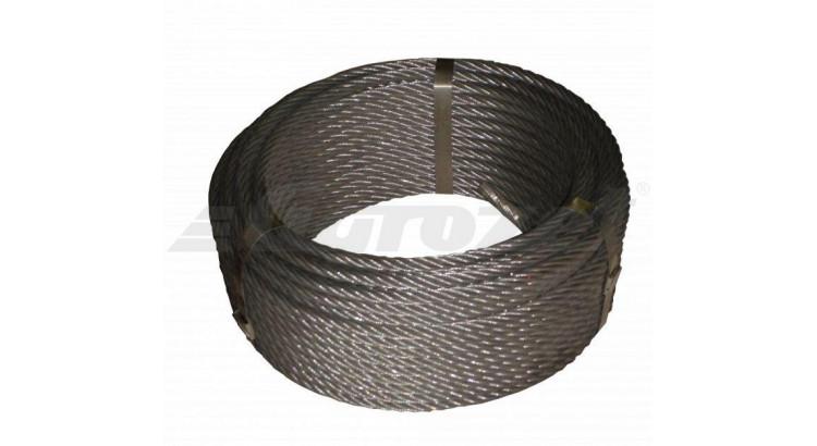 Lano ocel 10mm 60m/DD Seal 114 dr