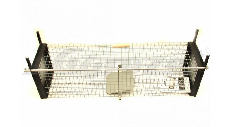 Sklopec 26x26x105 cm pro kuny kočky králíky