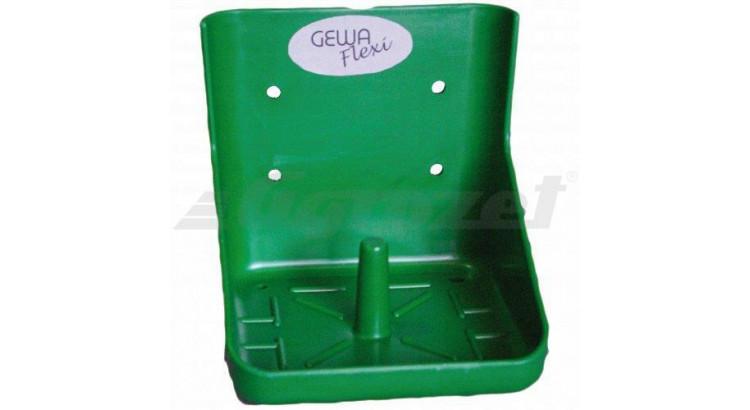 Držák lizu plastový SL 3 FLEXI zelený
