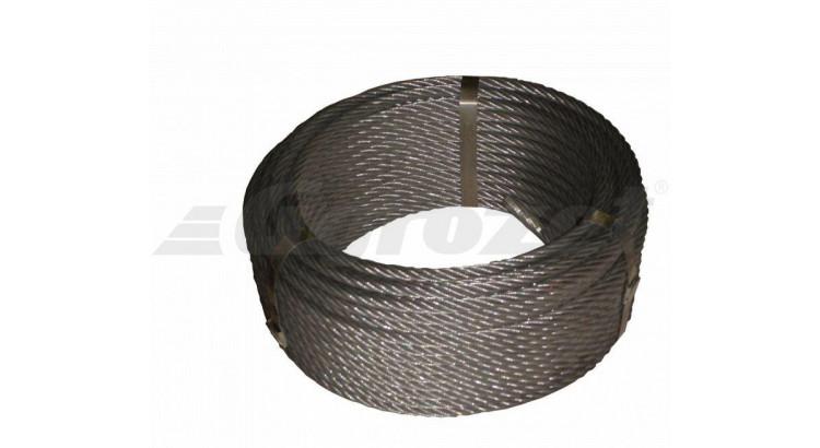 Lano ocel. 14mm 50m/DD Seal 114 dr