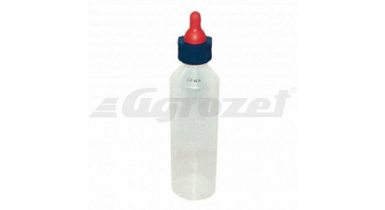 Láhev pro jehňata 0,5 l - široký dudlík