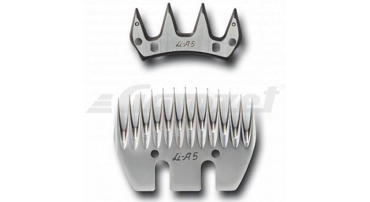 Sada nožů pro stříhací strojek LC A5 spodní+horní základní stříhání