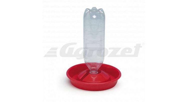 Talíř miska napájecí pro plastovou láhev