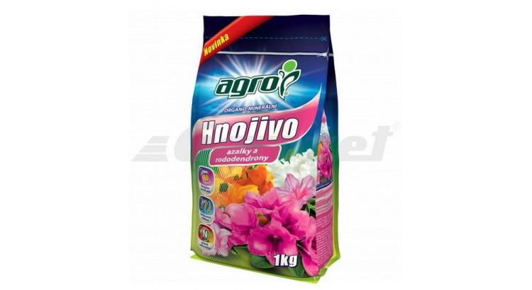 Agro 000628 Organominerální hnojivo azalky a rododendrony 1 kg