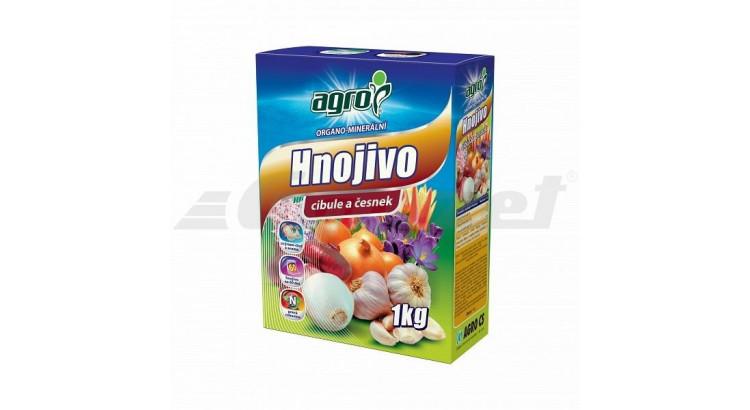 Agro OM Hnojivo cibule a česnek 1kg