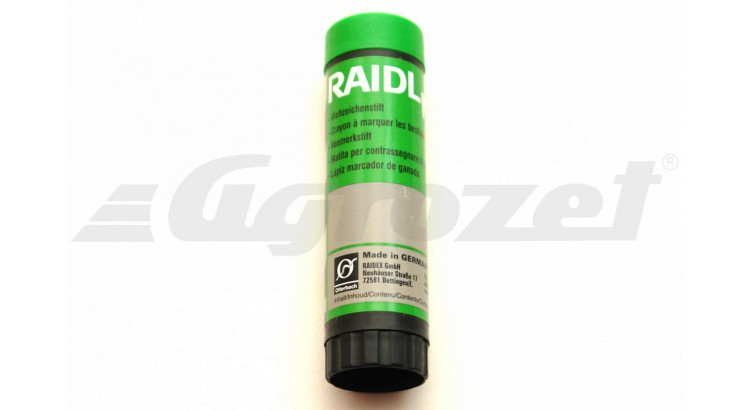 RAIDEX 202 Značkovač pro dobytek zelený v plastu