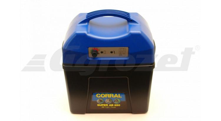 Corral Super AB250 Ohradníkový zdroj akumulátorový