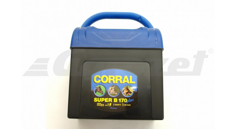 Corral B170 Ohradníkový zdroj včetně 230V