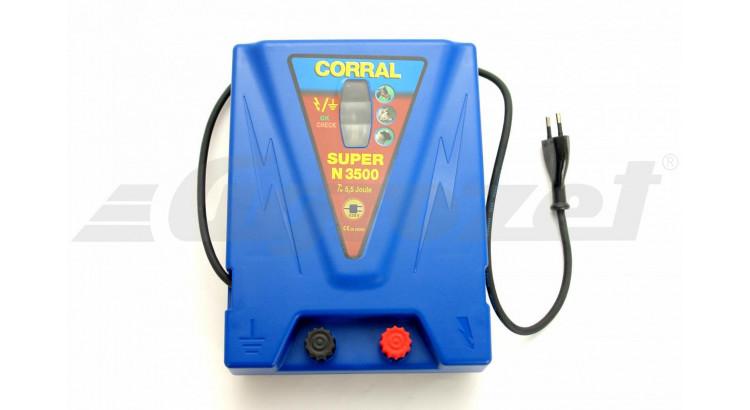 Corral N3500 Ohradníkový zdroj