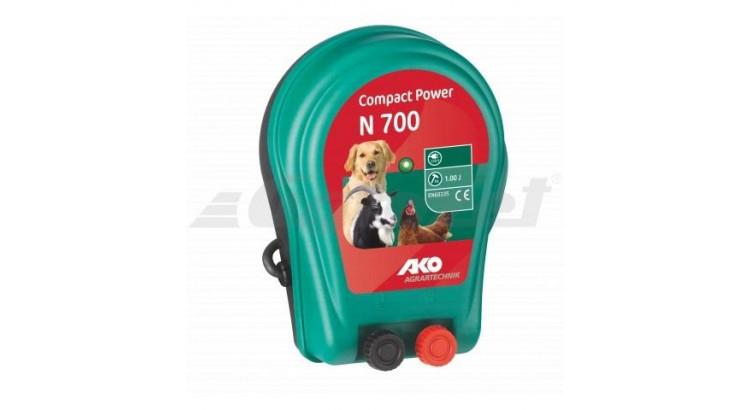 Compact Power N 700 Elektrický ohradník síťový