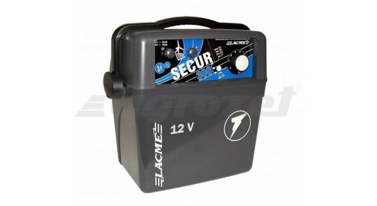 SECUR 300 Elektrický ohradník kombinovaný