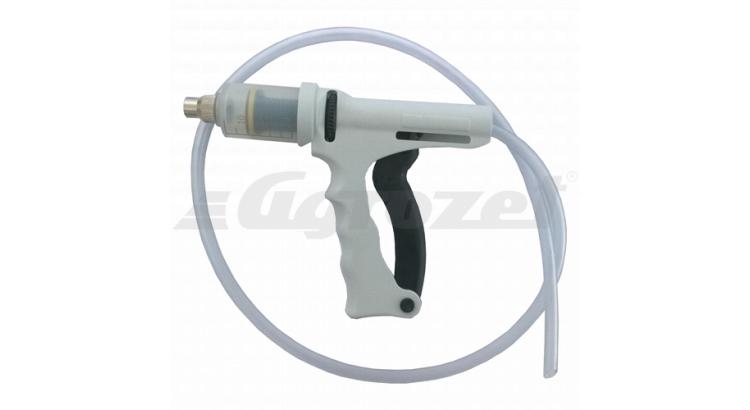 BRAVO 34574 LL Automatická pistole drencher 2,5 - 30 ml, z hadičky