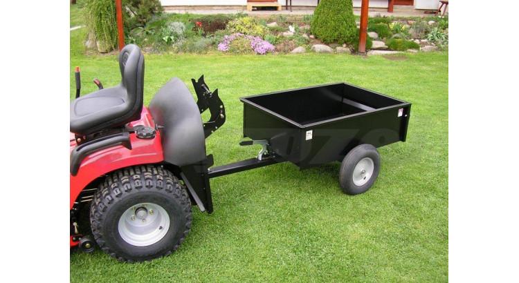 VARES TDK Vozík pro zahradní traktory
