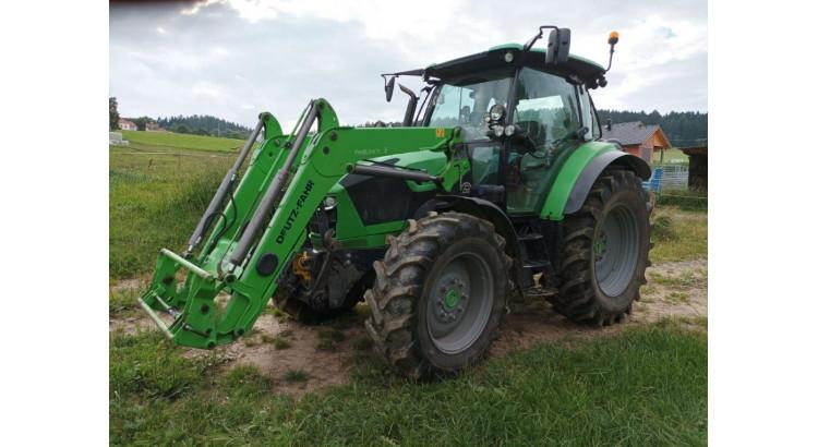 Traktor Deutz Fahr 5120