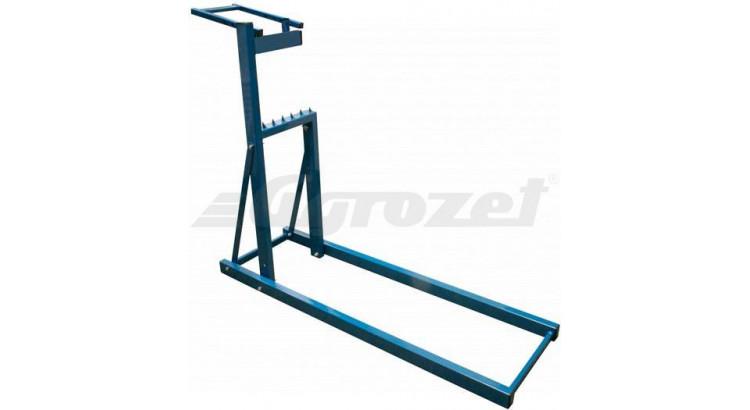 Koza na řezání dřeva nosnost 150kg 119x38x101cm