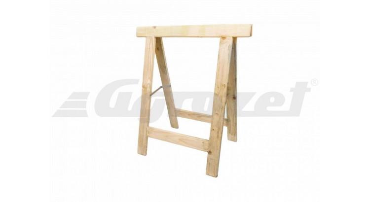 Koza dřevěná 87x75cm, lať 2,0x6,8cm
