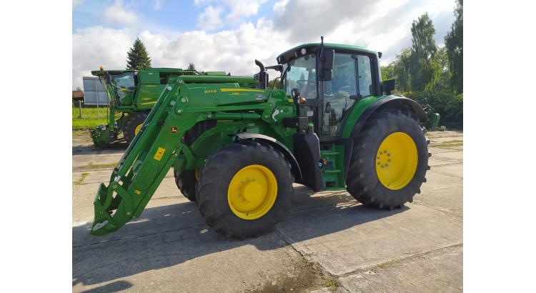Traktor John Deere JD-6145M