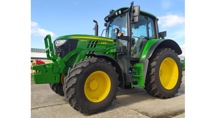 Traktor John Deere JD-6120M