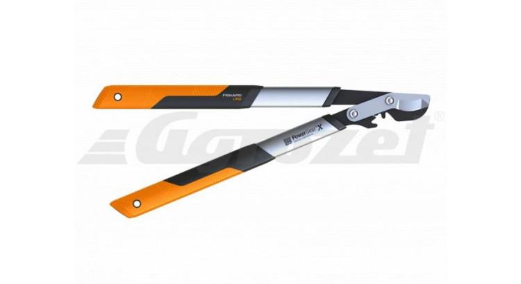 FISKARS 10250 LX92 POWERGEAR S Nůžky na silné větve dvoučepelové