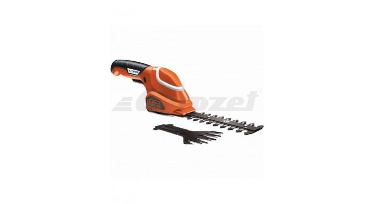 BLACK&DECKER GSL700 akumulátorové nůžky na trávu a keře