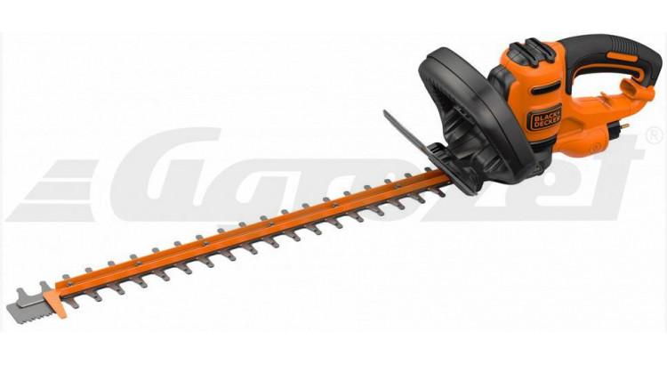 BLACK&DECKER BEHTS401 Nůžky na živý plot 500W 55cm