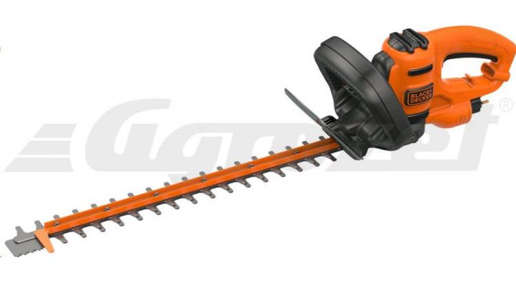 BLACK&DECKER BEHTS301-QS Plotostřih elektrický 500 W lišta 50 cm