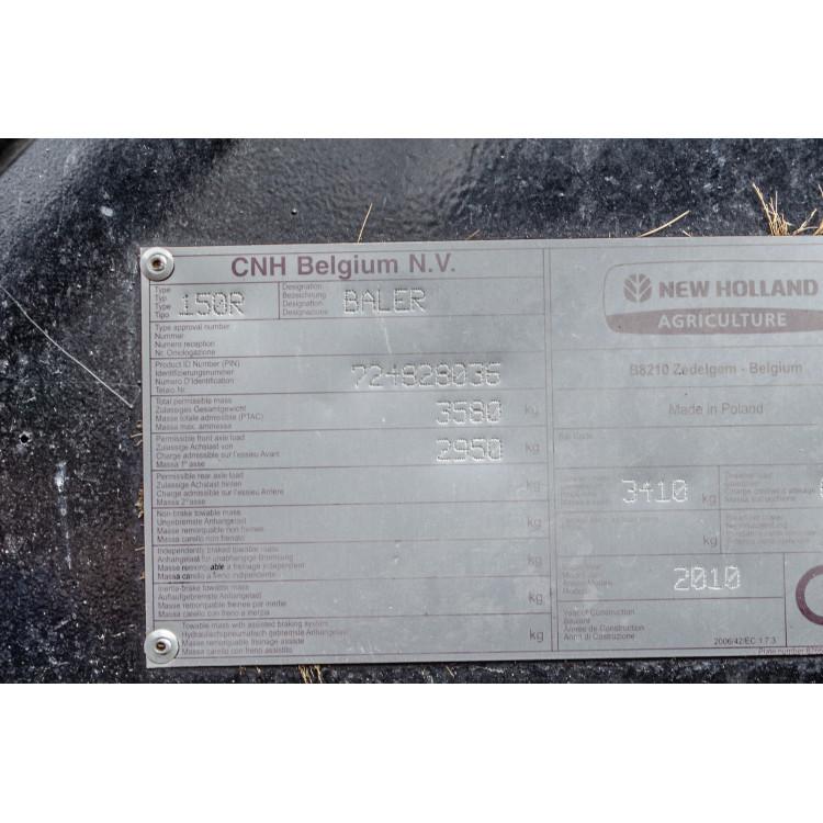 Lis New Holland 150R