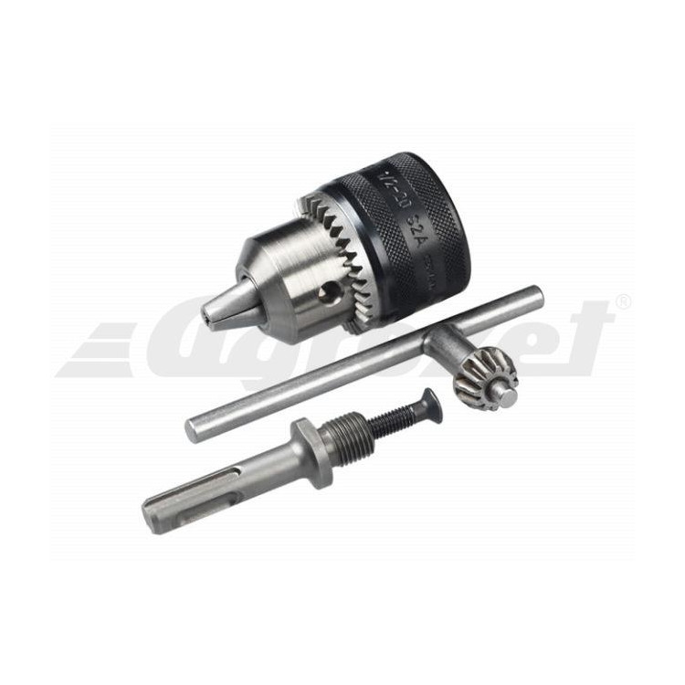 """DEWALT DT7005 Sklíčidlo zubové 1-13mm 1/2""""-20UNF + adaptér SDS+"""